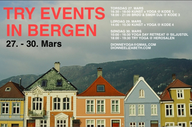 Bergen yoga classes