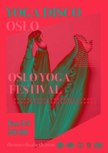 Oslo Yoga Festival Yoga Disco