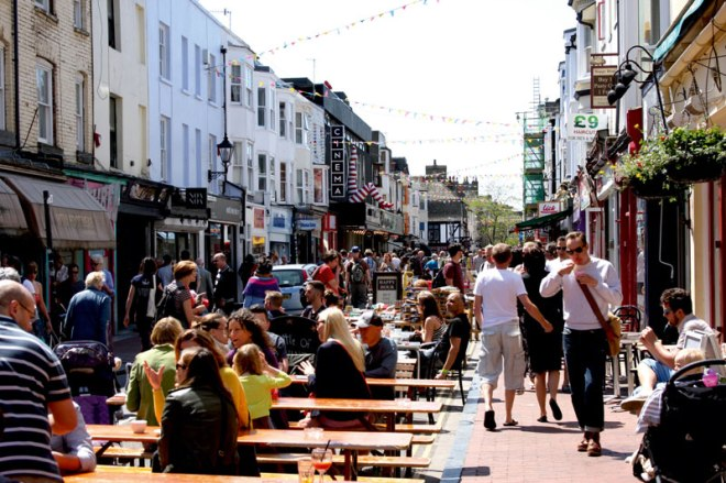 Brighton-Lanes