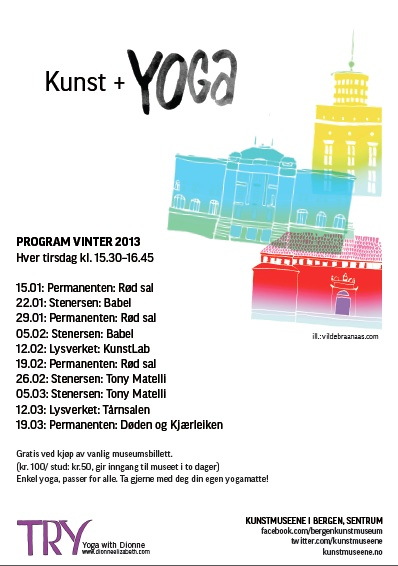 kunst yoga 2013 winter