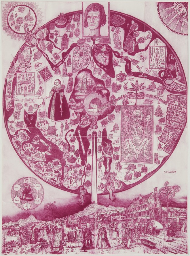 Grayson Perry, Map of Nowhere