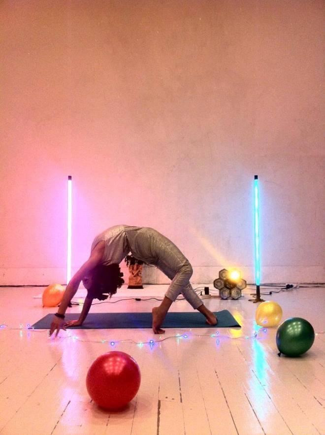yoga disco oslo
