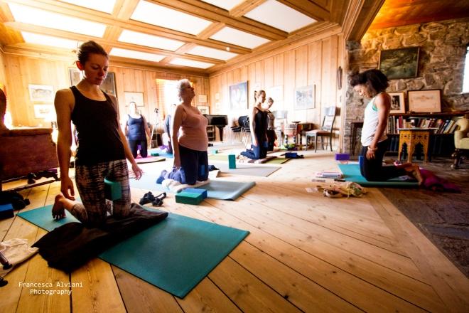 1_Yoga Day Retreat_ Siljustøl
