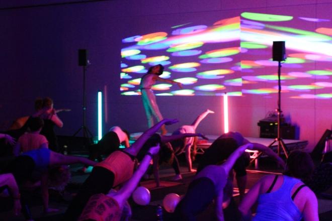 Yoga Disco Manchester