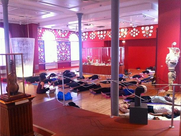 art + yoga Bergen Norway