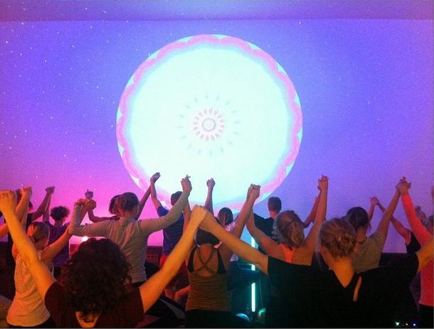 yoga disco Landmark Bergen
