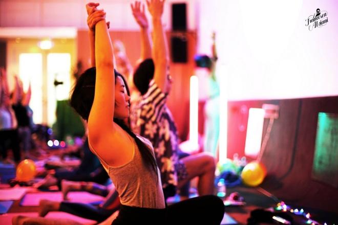 Yoga Disco Francesca Alviani 1