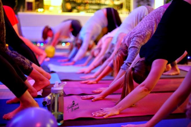 Yoga Disco Francesca Alviani 2