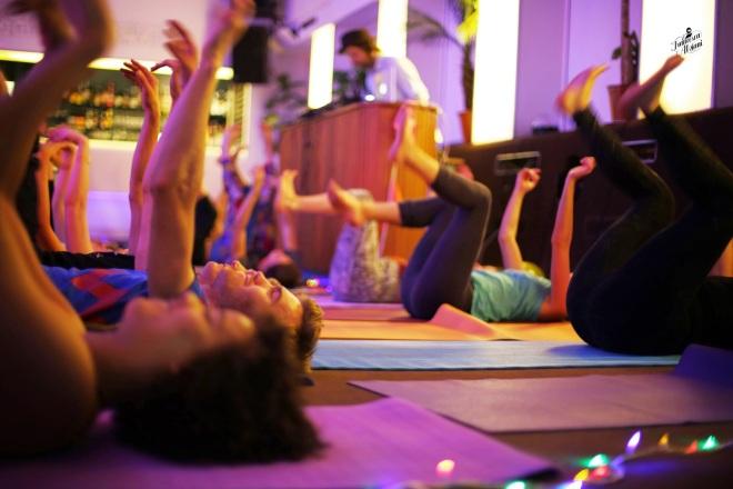 Yoga Disco Francesca Alviani 8