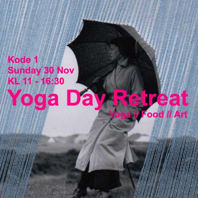 YOGA DAY RETREAT DEC 14