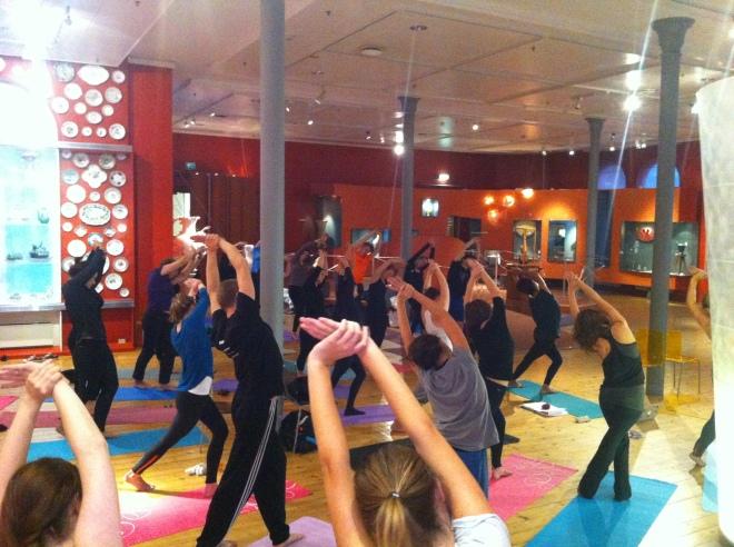 art kunst yoga bergen oct