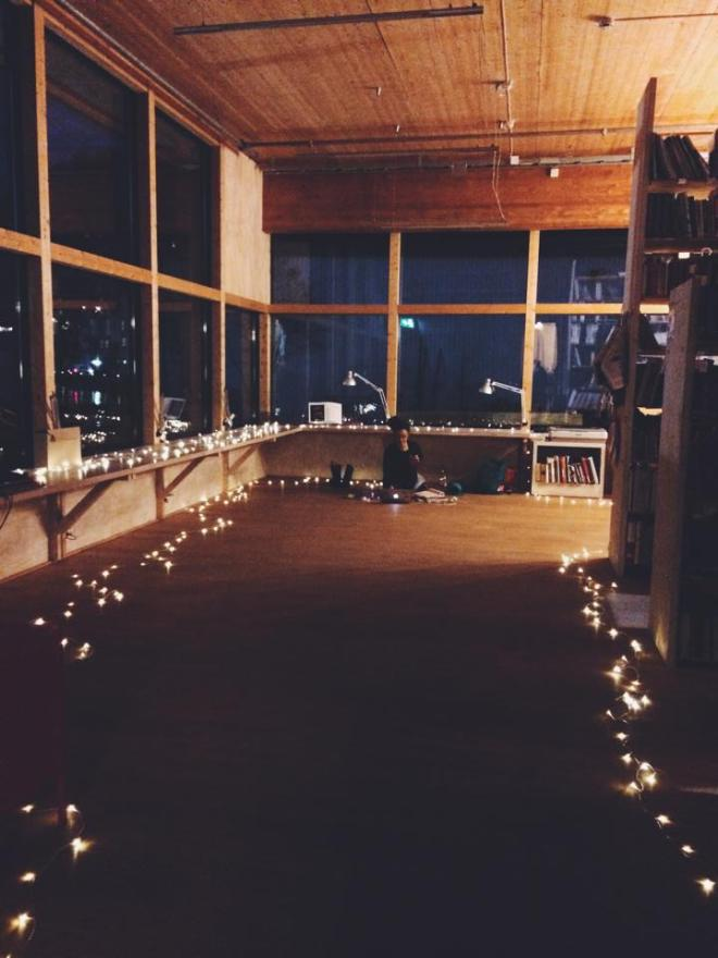 silent disco library