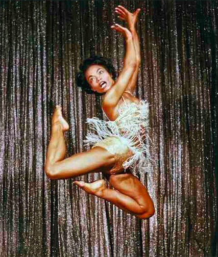 EARTHA KITT JUMP