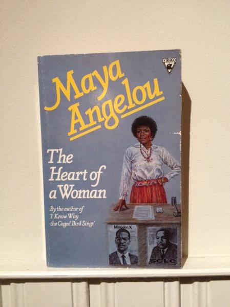 maya angelou heart of a woman