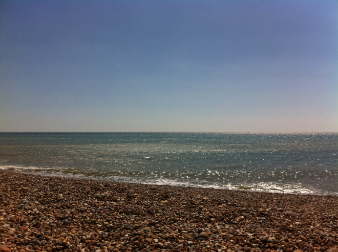 brighton beach seaside