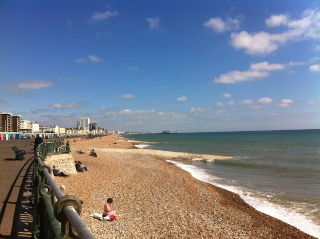 brighton beachside
