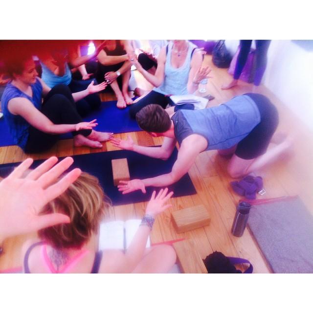 jason crandell advanced teacher training london