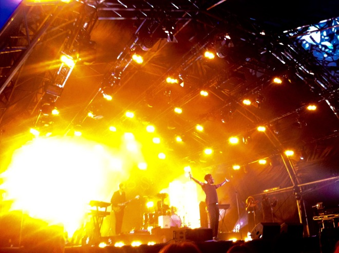 Kwabs at Somerset House! The best birthday gift from darling Silje!